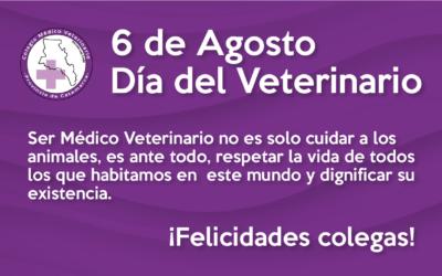 Feliz Día del Veterinario 2020